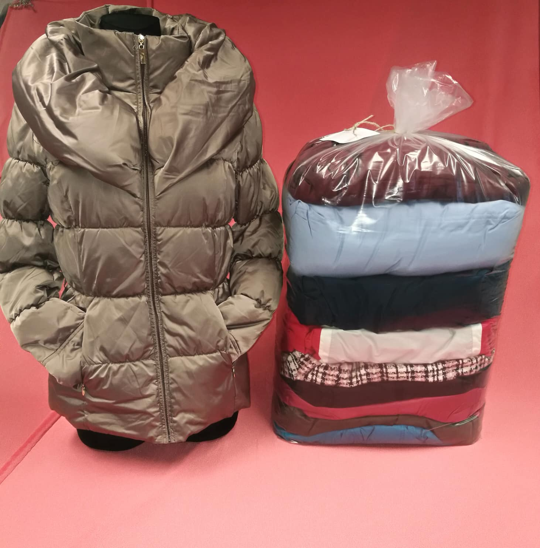 Extra dzseki, kabát