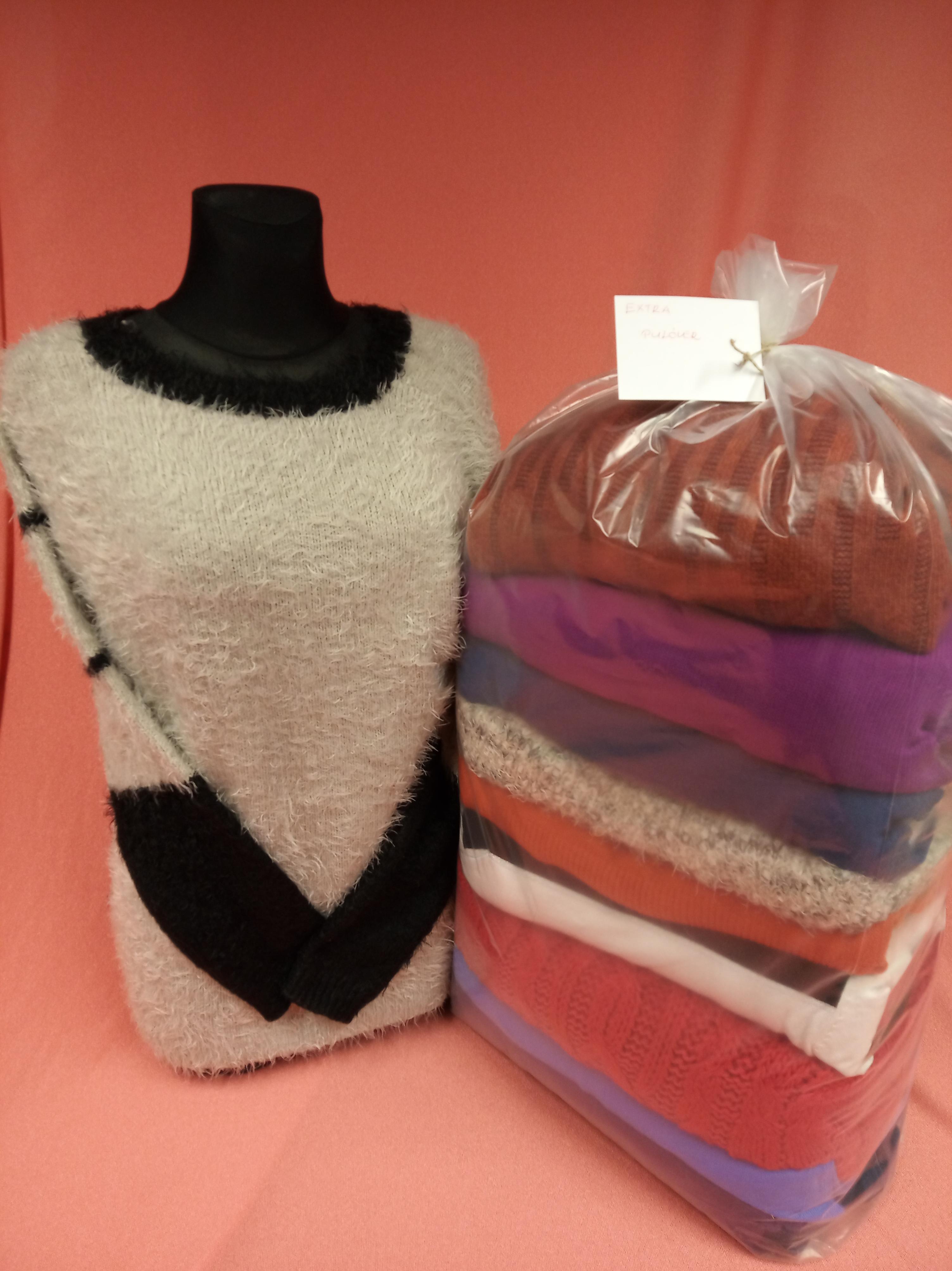 Extra pulóver